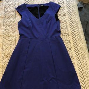 Blue Kate Spade dress
